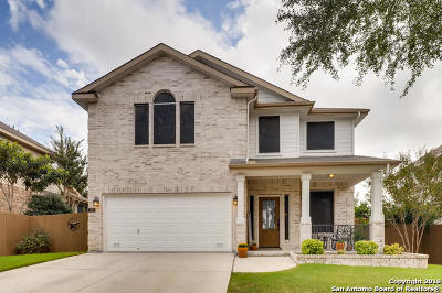 Cibolo Single Family Home Active Option: 305 Apache Ledge