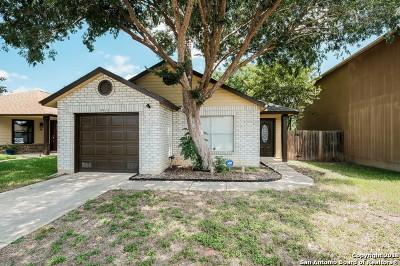 San Antonio Single Family Home New: 9911 Lauren Mist