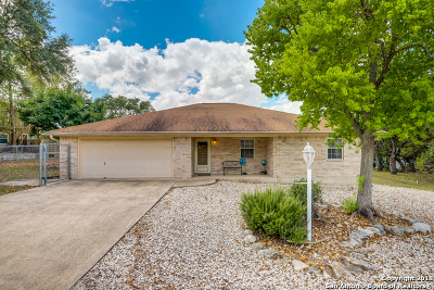 Canyon Lake Single Family Home New: 285 Cindy Dr