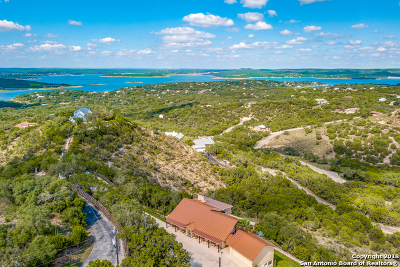 Canyon Lake TX Single Family Home New: $1,170,000