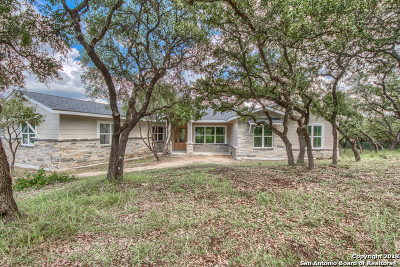 Boerne Single Family Home New: 26766 Fawn Mtn
