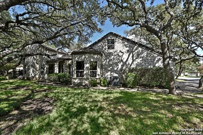 San Antonio Single Family Home New: 1405 St Andrews #5502