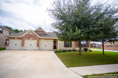 Boerne Single Family Home New: 101 Cactus Pear