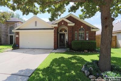 San Antonio Single Family Home New: 3319 Tumblewood Trail