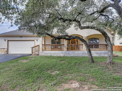Spring Branch Single Family Home Price Change: 984 Cypress Pass Rd