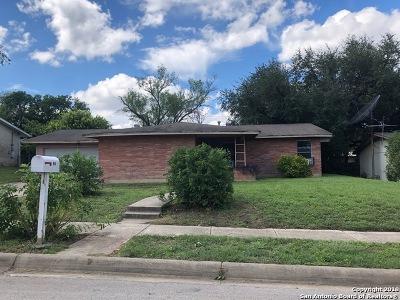 San Antonio Single Family Home New: 915 Northcrest Dr