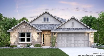 Schertz Single Family Home New: 11413 Holly Forest