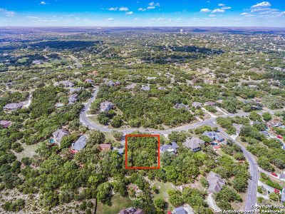 San Antonio Residential Lots & Land New: 26010 Choctaw Trail