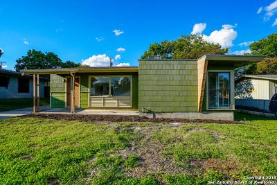 San Antonio Single Family Home New: 139 Sheila Dr