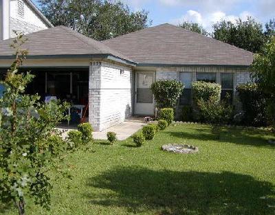 San Antonio Single Family Home New: 9535 Campton Farms