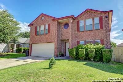 San Antonio Single Family Home New: 10510 Dugas Dr