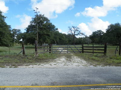 Guadalupe County Residential Lots & Land New: 000 Tower Rd