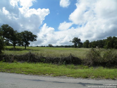 Seguin Residential Lots & Land For Sale: 000 Zion Hill Rd