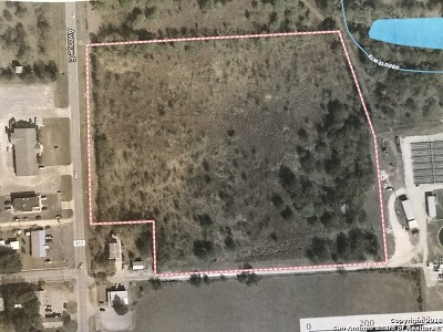Hondo Residential Lots & Land Active Option: 000 Fm 462