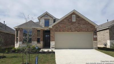 Helotes Single Family Home For Sale: 9515 Bricewood Oak