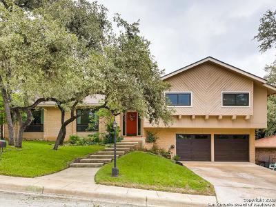 San Antonio Single Family Home New: 3011 Whisper Lark St