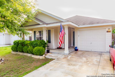 New Braunfels Single Family Home For Sale: 3234 Swallow Pointe