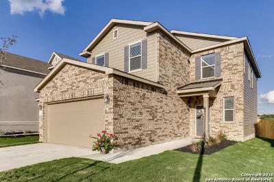 New Braunfels Single Family Home New: 3951 Gentle Mdw