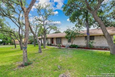 Helotes Single Family Home For Sale: 10538 Rocking M Trail
