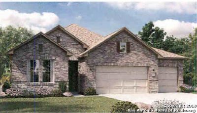 Cibolo Single Family Home New: 408 Bee Caves Cove