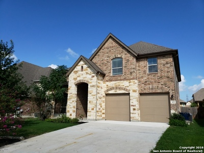 Guadalupe County Single Family Home New: 621 Cavan