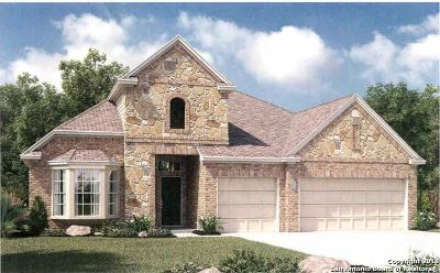 Guadalupe County Single Family Home New: 224 Bee Caves Cove