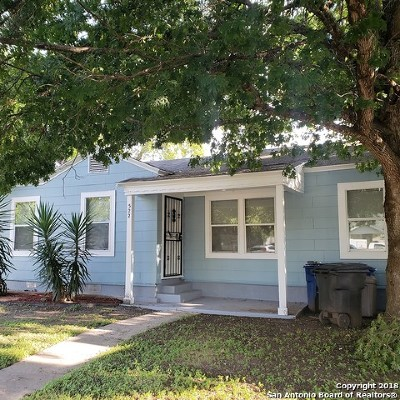 San Antonio Single Family Home New: 522 Greer St