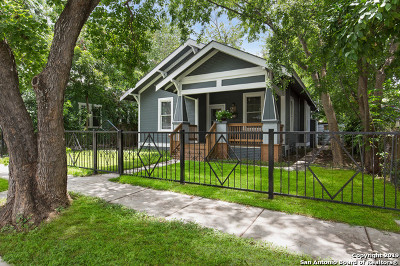 Single Family Home For Sale: 408 Devine St