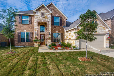 San Antonio Single Family Home New: 8607 Sierra Sky