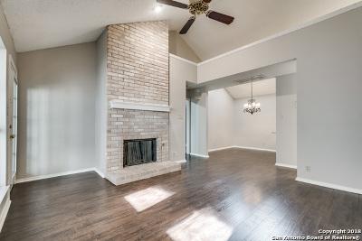 San Antonio Single Family Home Back on Market: 2940 Wood Circle
