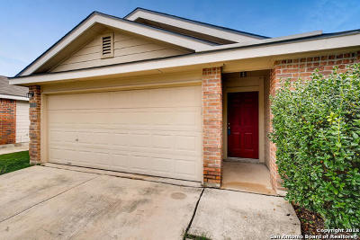 San Antonio Single Family Home New: 10331 Stallion Bay