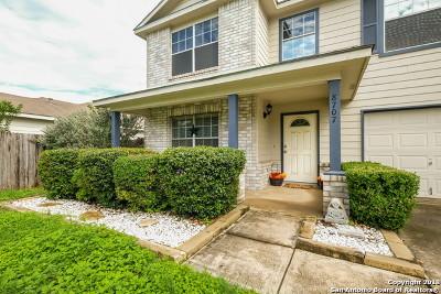 San Antonio Single Family Home New: 8707 Hunters Bluff