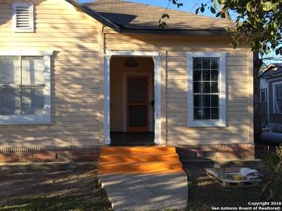 San Antonio Multi Family Home New: 203 Gorman