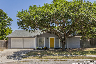 San Antonio Single Family Home New: 12735 Popes Creek St