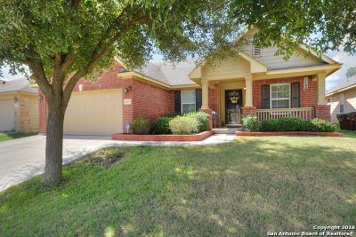 San Antonio Single Family Home New: 8347 Lazy Pebble