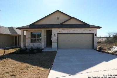 San Antonio Single Family Home New: 15218 Pandion Drive