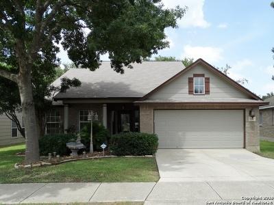 San Antonio Single Family Home New: 13627 Auburn Oaks