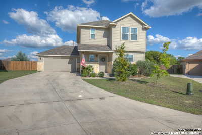 New Braunfels Single Family Home New: 364 Jasmine Breeze