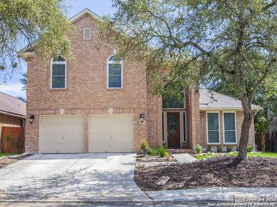 San Antonio Single Family Home New: 21750 Luisa