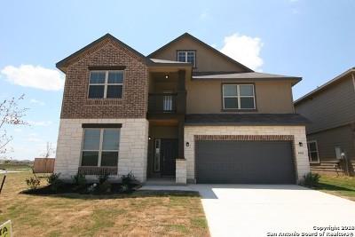 Converse Single Family Home For Sale: 8952 Elizabeth Park