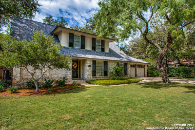San Antonio TX Single Family Home New: $314,000