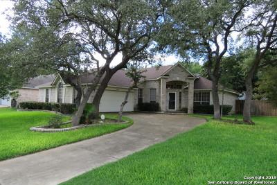 San Antonio Single Family Home New: 11803 Radcliff Ct