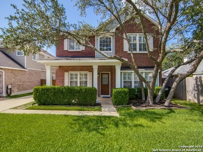 San Antonio Single Family Home New: 4406 Amandas Cove