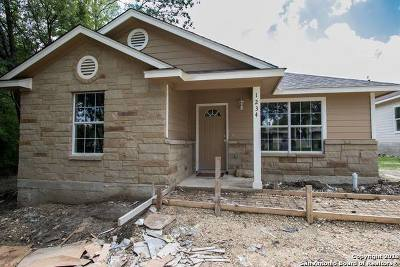 San Antonio Single Family Home New: 1234 Alexander Hamilton Dr