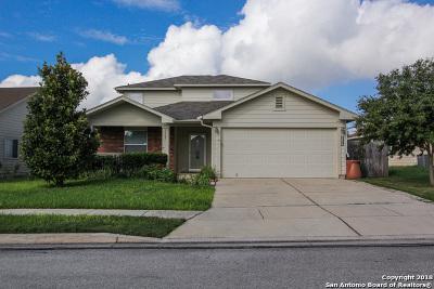 Converse Single Family Home New: 7727 Brisbane Bend