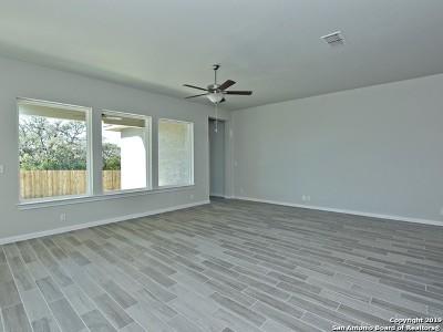 San Antonio Single Family Home New: 8307 Merchants Lodge
