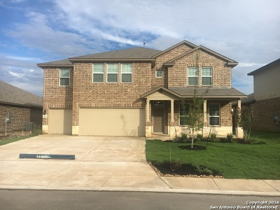 San Antonio TX Single Family Home New: $372,610