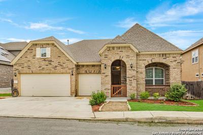 San Antonio Single Family Home New: 12831 Coal Mine Rise