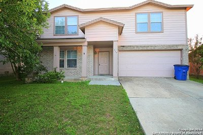 New Braunfels Single Family Home Back on Market: 647 NW Crossing Dr