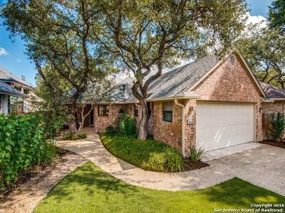 San Antonio Single Family Home New: 3619 Hunters Trail